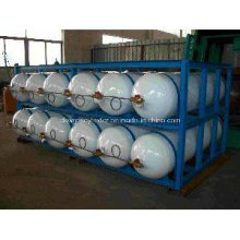 Vehicle CNG 80L Gas Cylinder