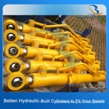 Cilindros hidráulicos de precisão Splitter de registro