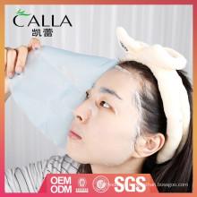 máscara facial de seda natural de buena calidad con el mejor y bajo precio