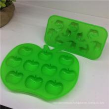 Hot Selling Cute Shape FDA Test Silicone Ice Mold