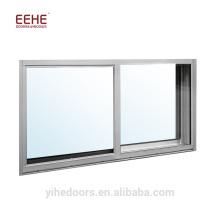 Hot Sale Aluminium Glastür und Schiebefenster für Büro