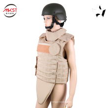 2020 nij iiia level Full Protection PE Bullet Proof Vest With Vest Pouches