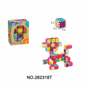24pcs Educational Building Blocks for Toddlers
