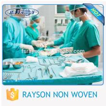 Couverture chirurgicale jetable de haute résistance de table de MOQ faible