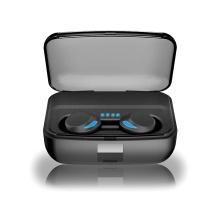 V5.0 IPX8 Беспроводная мобильная маленькая Bluetooth-гарнитура