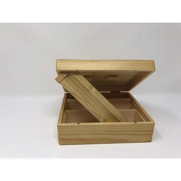Custom Large Smoking Wooden Rolling Box Roll Box