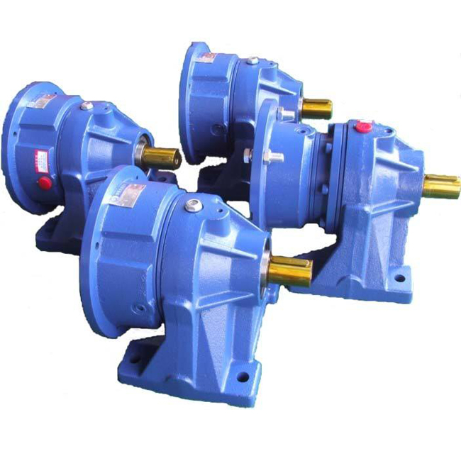 Decelerator With Worm Drive Widely Application Reducer