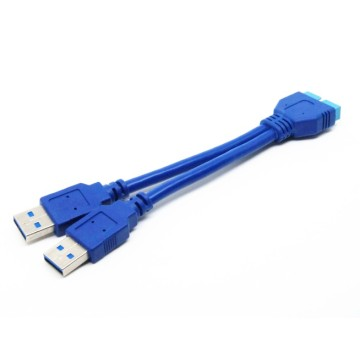USB 3.0 20 pin a USB 3.0 A / MY cable
