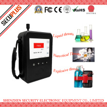 Threat Liquids, Explosives and Narcotics Detector for Flexible Material Identification SP6000