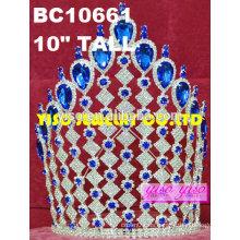 Corona del rey de la plata de la princesa