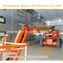 Machine industrielle non standard de grande taille de cabine de peinture de Trcuk