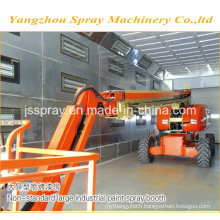 Trcuk Painting Booth Non-Standard Large Industrial Machine