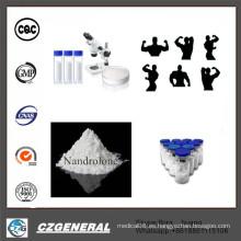 El mejor precio el 99% hormona masculina del aumento Nandrol CAS No. 434-22-0