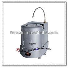 F090 Peladora de patata eléctrica independiente