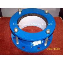 Adaptador de brida de unión de expansión de acero al carbono