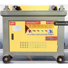 Plegadora automática con dobladora de barras de refuerzo / cortadora hidráulica de barras de refuerzo