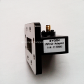 Right Angle Waveguide to Coaxial Adapter