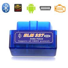 Super Mini V1.5 Elm327 Bluetooth OBD2 Adapter Auto Scanner Obdii Bluetooth Elm 327 Support All Obdii