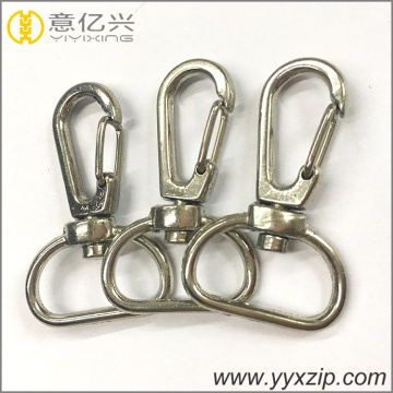 bulldog silver metal dog hook para la venta