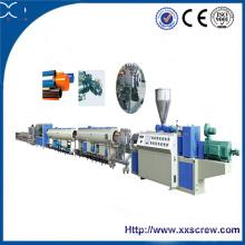 Máquina de producción de tubos de PVC de rendimiento