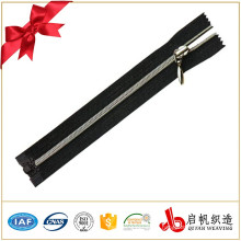 OEM all kinds woven tape with nylon zipper