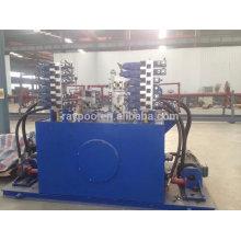 Гидравлическая станция применяется для деревообрабатывающего оборудования