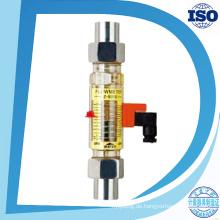 Mini Stickstoff Blende mit Schalter Alarm Durchflussmesser