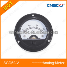 Analog voltage panel meters with high quality