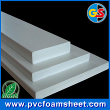 Red White Black and Grey Colorful PVC Sheet for Outdoor Printing