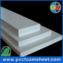 Construção 18mm PVC Foam Sheet Exportador na China (cor: branco puro)