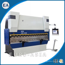 CNC Electro-hydraulic Servo Synchronized Press Brake