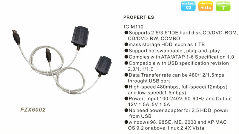 IDE HDD Cable