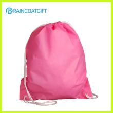 Rbc-145 Promotional Nylon Drawstring Football Backpack