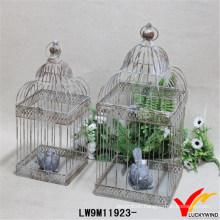 Wholesale Vintage Rustic Shabby Chic Iron Birdcage