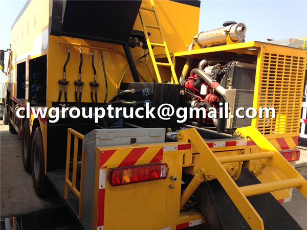 Asphalt Slurry Sealer