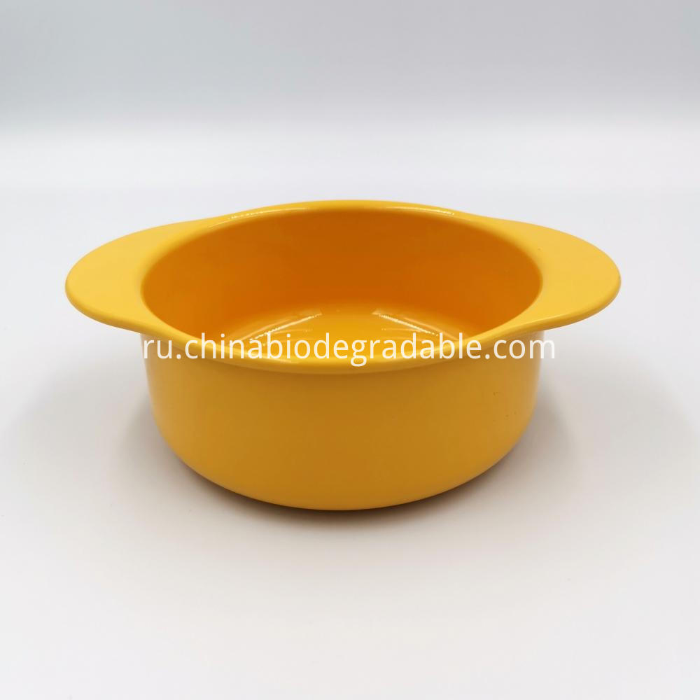 Compostable Heat resistant Kids Training Bowl