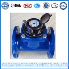 Gusseisen Trockene Art Woltmann Wasserdurchflussmesser (DN50-DN600)
