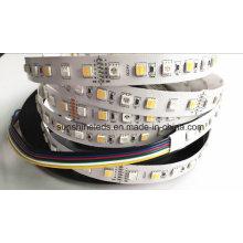 SMD5050 360LEDs RGB Dupla Cor Ww & Pw 5 cores LED Strip
