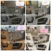 Qingdao Haijia Maquinário Duplo bomba quatro bico Dobby água Jet Tear