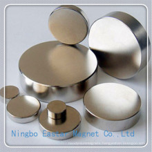 High Quality Disc Permanent NdFeB Magnet for Speakers