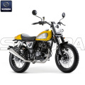 MASH DIRT TRACK 125ccm Gold Body Kit Motorteile Originalersatzteile