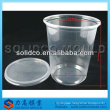 Plastic thin wall mould & disposable tableware
