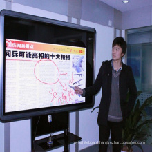 Intelligent Interactive Whiteboard for Foreign Friends