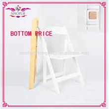 Best sale Sinofur outdoor wooden folding chair