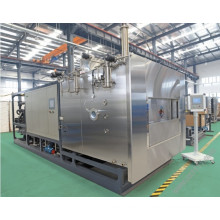 Pomme Chips vide soufflant Machine pour industrie alimentaire