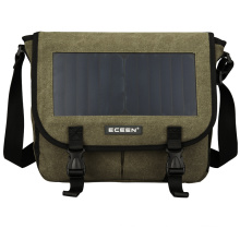 Fashion quality sports solar backpack bag, school solar backpack made in china
