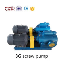 3G screw pump horizontal screw pump oil transfer magnetic pump for fuel delivery