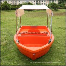 Beliebte PE Boat 3.6m See Angeln Plastik Boot für 6 Personen