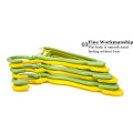 Eco-friendly short baby plastic clothes hanger