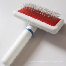 Haustierbürste Hunde-Slicker-Bürstenpflege-Werkzeuge